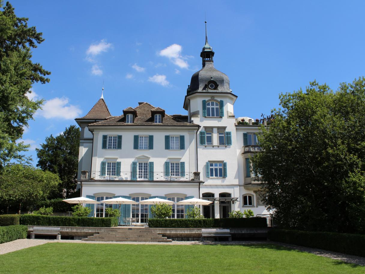 Erlengut in Erlenbach by Lake Zurich, Exterior View