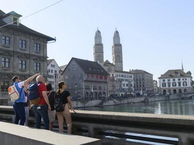 Zurich Old Town Walking Tour
