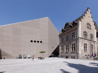 Extension to the Swiss National Museum