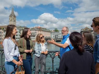 Popular City Tours in Zurich
