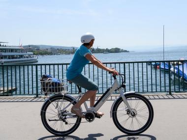 E-Bike Tour in Zurich