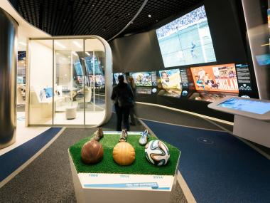 Zurigo, FIFA World Football Museum
