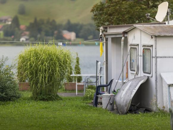 Camping Euthal am Sihlsee