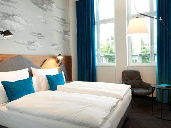 Motel One Zurich, Double Room