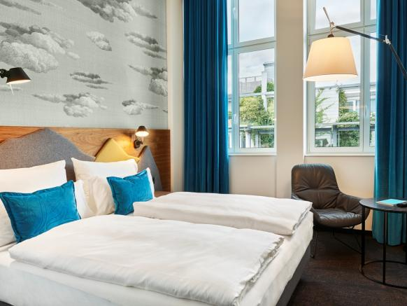 Motel One Zurich, Comfort Room