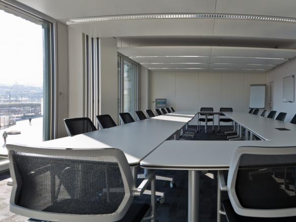 OBC Europaallee – Meeting room