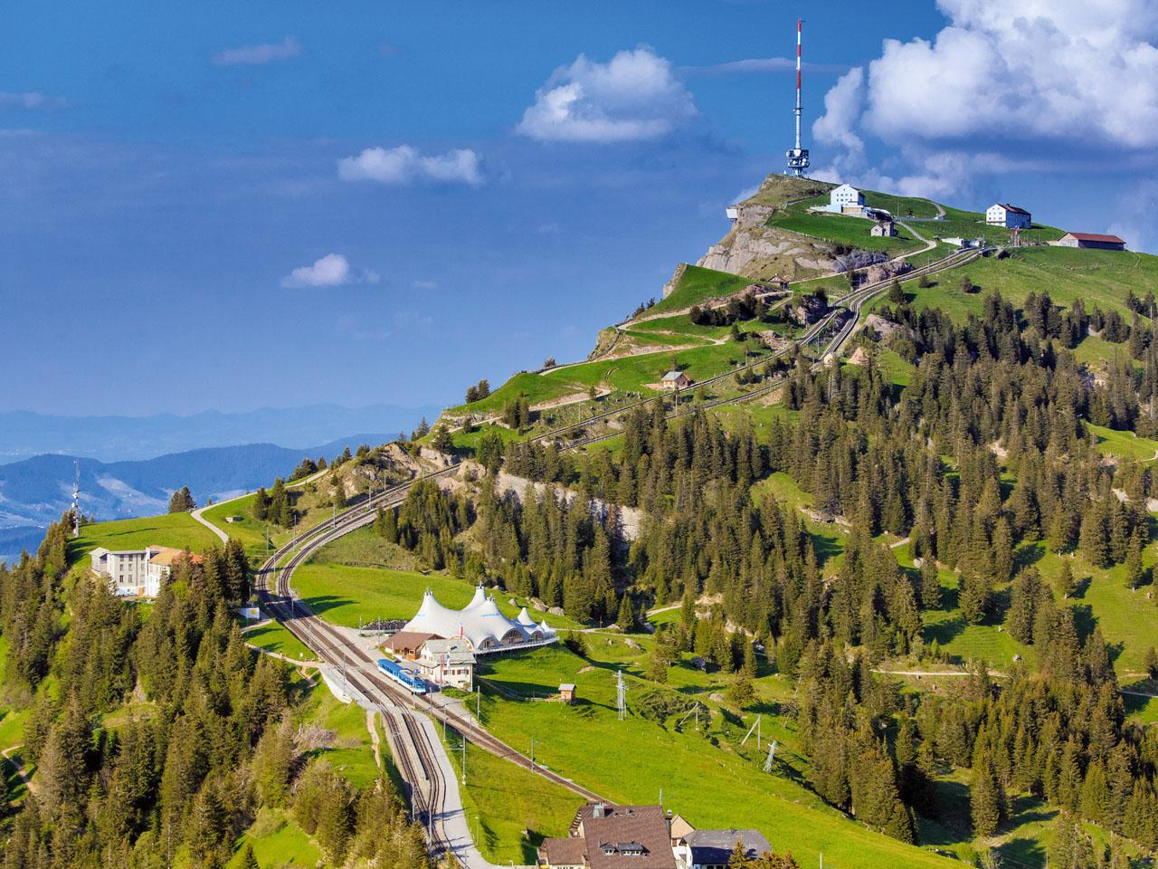 Mount Rigi – Queen of the Swiss Mountains