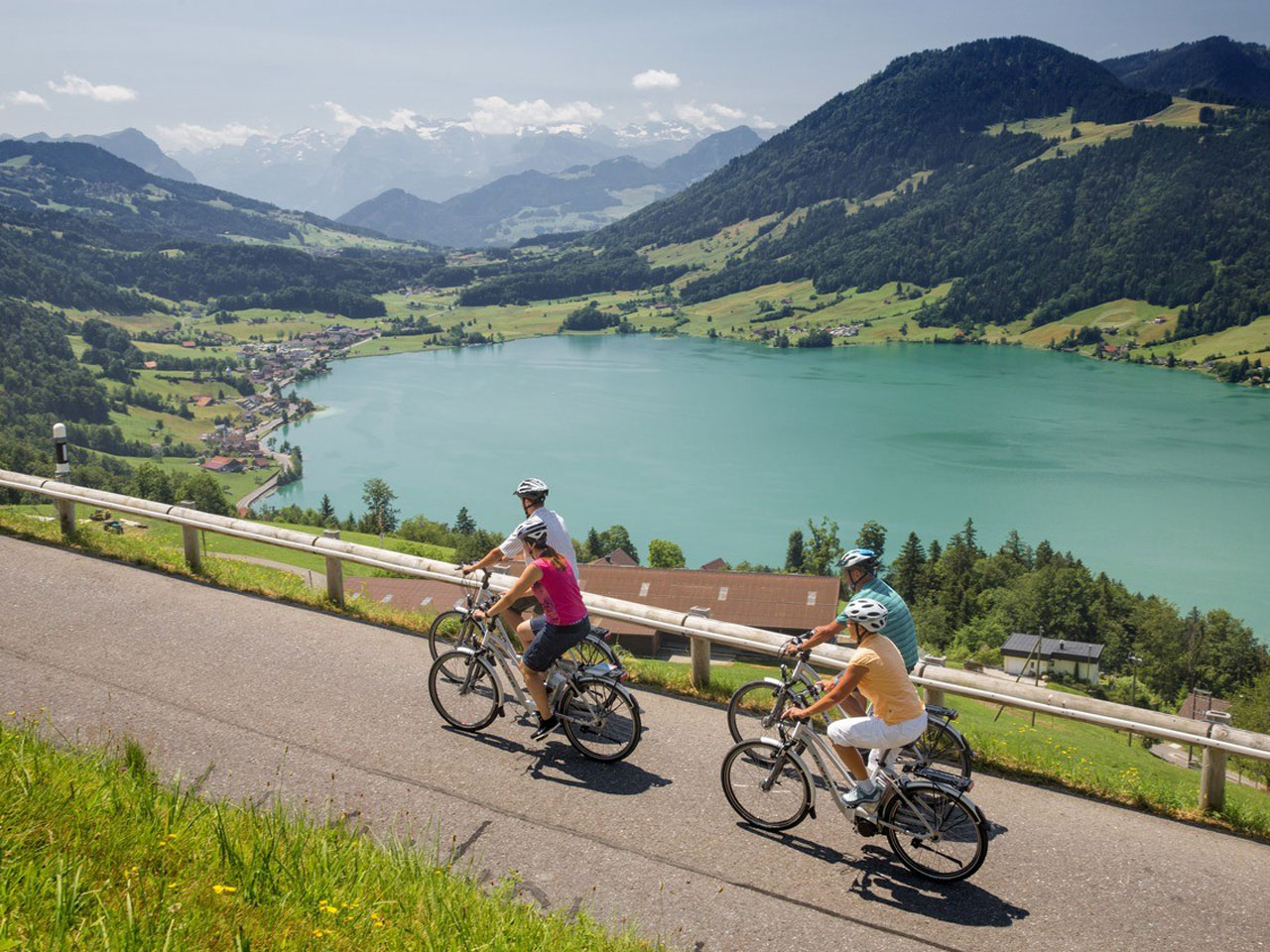 Cycling   Recreation in Zurich